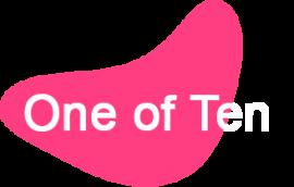 Логотип One of Ten